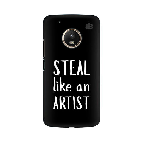 Steal like an Artist Moto G5 Phone Cover