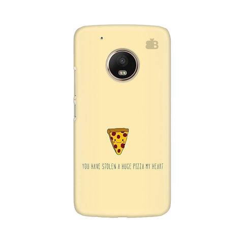Stolen Huge Pizza Moto G5 Phone Cover