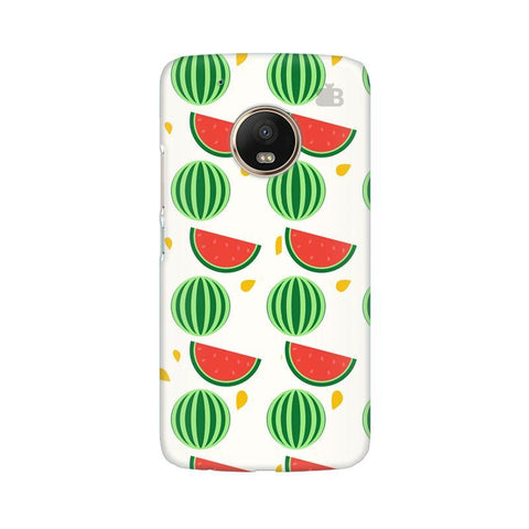 Summer Melons Moto G5 Phone Cover