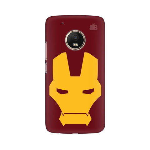 Superhero Mask Moto G5 Phone Cover