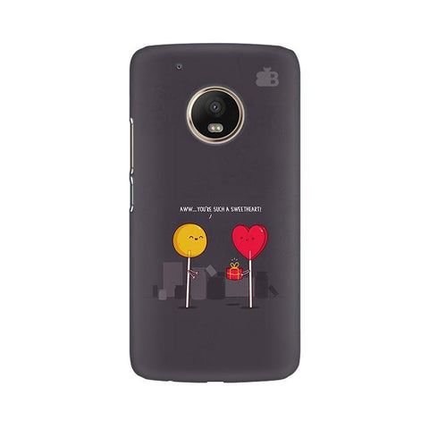 Sweetheart Moto G5 Phone Cover