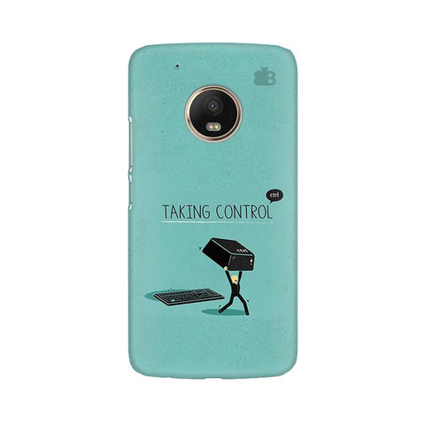 Taking Control Moto G5 Phone Cover