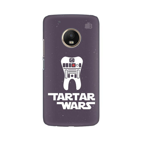 Tartar Wars Moto G5 Phone Cover