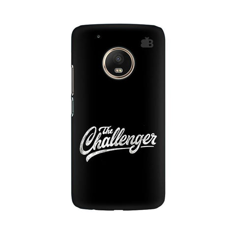 The Challenger Moto G5 Phone Cover