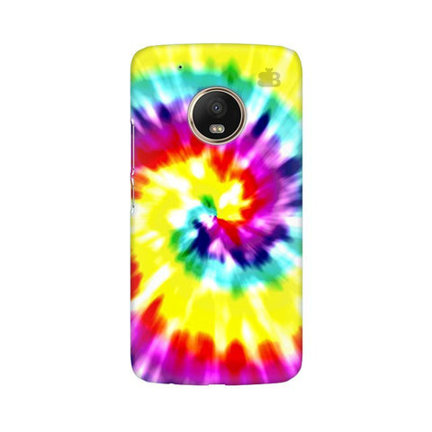 Tie & Die Art Moto G5 Phone Cover