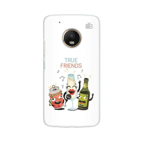 True Friends Moto G5 Phone Cover
