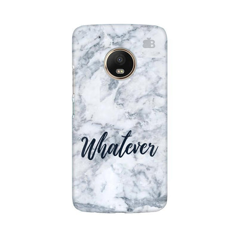 Whatever Moto G5 Phone Cover