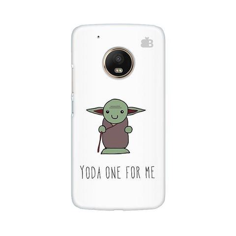 Yoda One Moto G5 Phone Cover