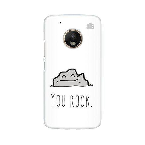 You Rock Moto G5 Phone Cover