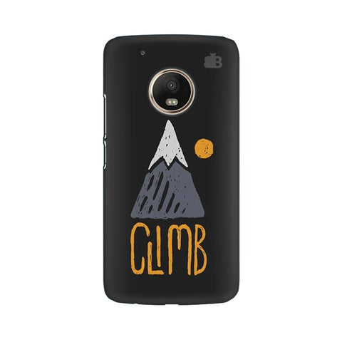 Climb Moto G5 Plus Phone Cover