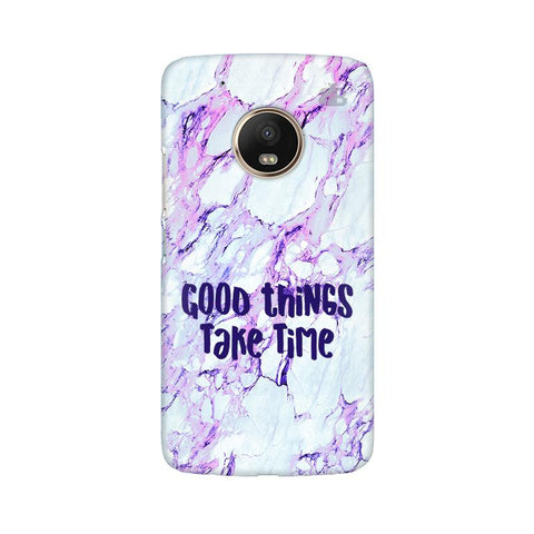 Good Things Moto G5 Plus Phone Cover
