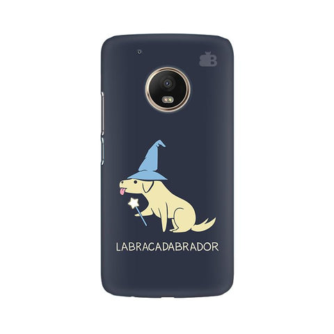 Labracabrador Moto G5 Plus Phone Cover