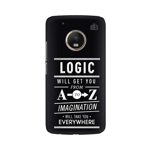 Logic Moto G5 Plus Phone Cover