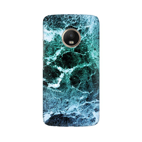 Sea Marble Moto G5 Plus Phone Cover