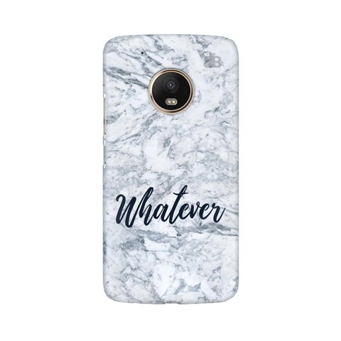 Whatever Moto G5 Plus Phone Cover