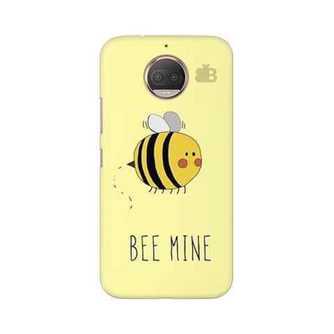 Bee Mine Moto G5s Phone Cover