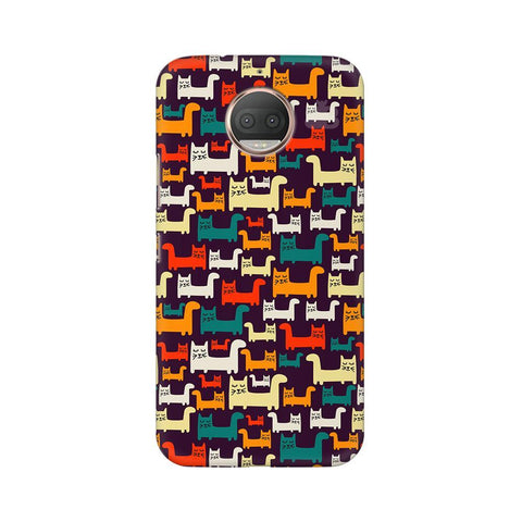 Chill Cats Moto G5s Phone Cover