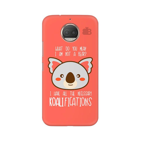 Koalifications Moto G5s Phone Cover