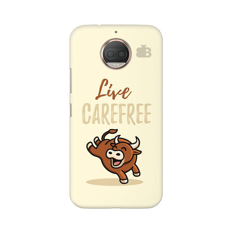Live Carefree Moto G5s Phone Cover
