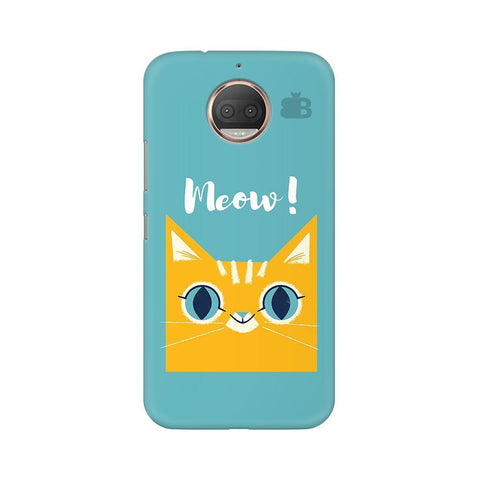 Meow Moto G5s Phone Cover
