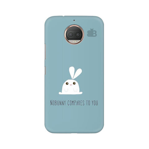 No Bunny Moto G5s Phone Cover