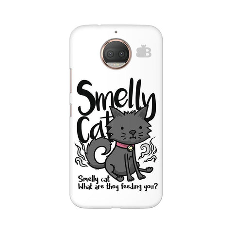 Smelly Cat Moto G5s Phone Cover