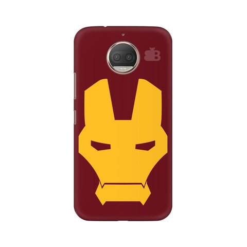 Superhero Mask Moto G5s Phone Cover