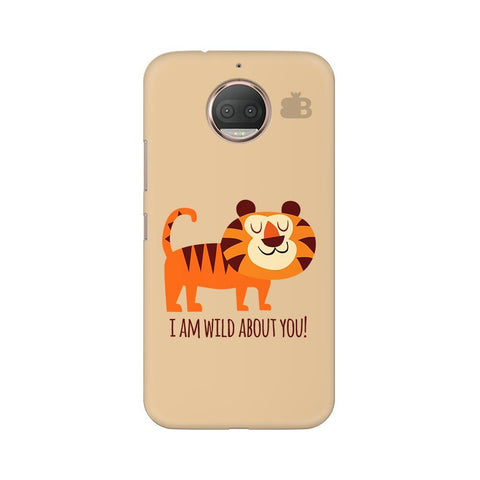 Wild About You Moto G5s Phone Cover