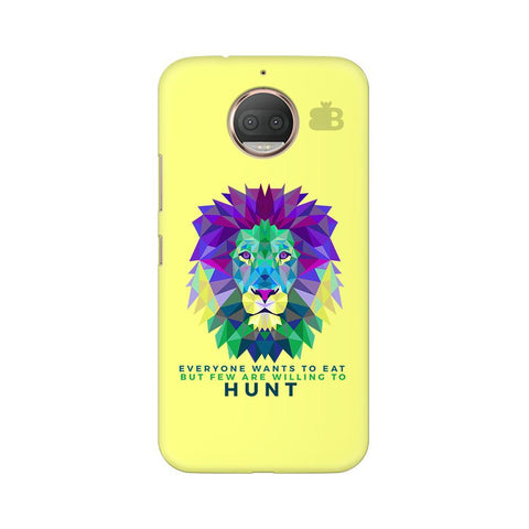 Willing to Hunt Moto G5s Phone Cover