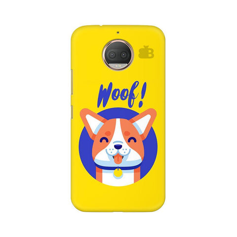 Woof Moto G5s Phone Cover