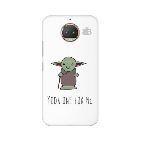 Yoda One Moto G5s Phone Cover