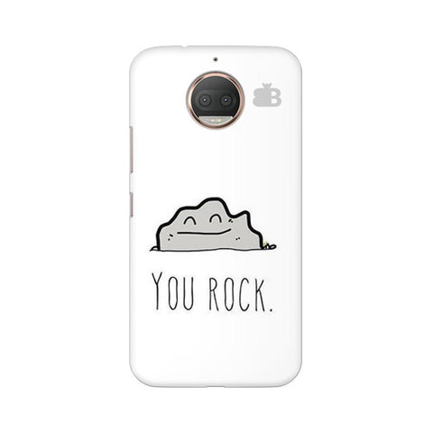 You Rock Moto G5s Phone Cover