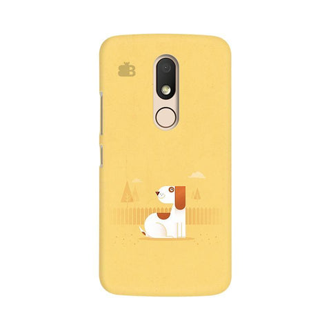 Calm Dog Moto M Phone Cover