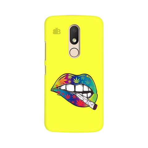 Trippy Lips Moto M Phone Cover