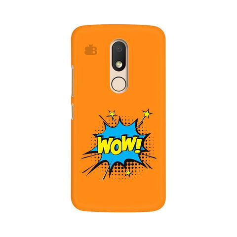 Wow! Moto M Phone Cover