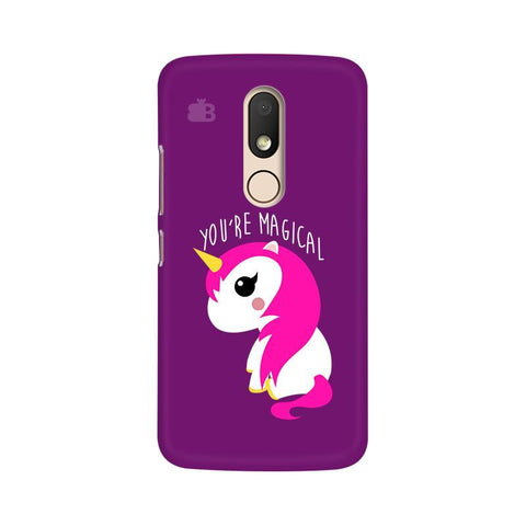 You're Magical Moto M Phone Cover