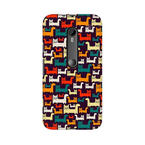 Chill Cats Moto X Force Phone Cover