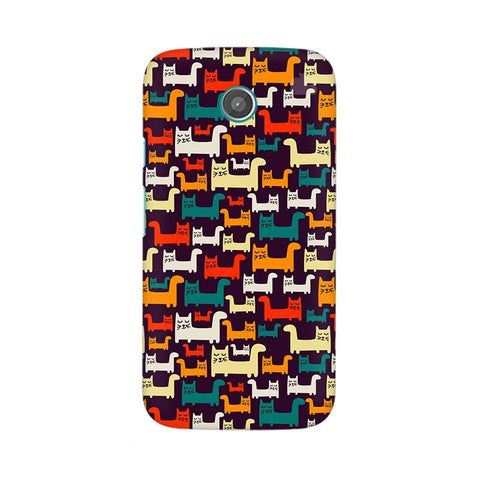 Chill Cats Moto X Phone Cover