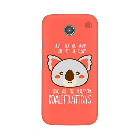 Koalifications Moto X Phone Cover