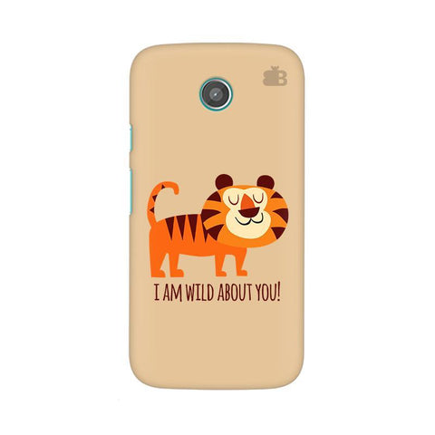 Wild About You Moto X Phone Cover