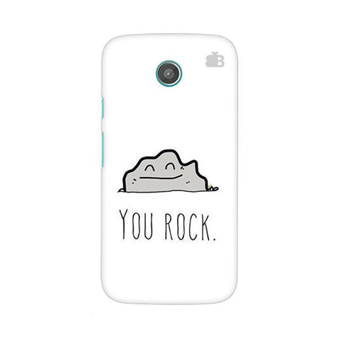 You Rock Moto X Phone Cover