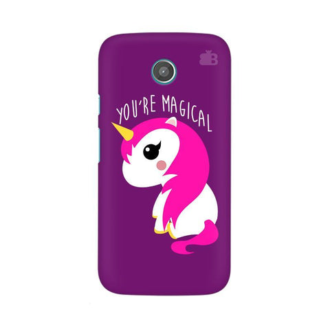 You're Magical Moto X Phone Cover