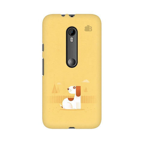 Calm Dog Moto X Play Phone Cover