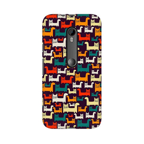 Chill Cats Moto X Play Phone Cover
