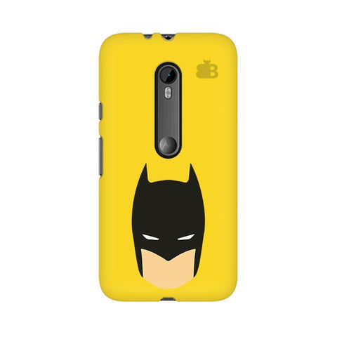 Angry Masked Superhero Moto X Style Phone Cover