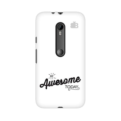 Awesome Moto X Style Phone Cover