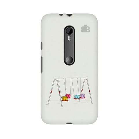 Mood Swings Moto X Style Phone Cover