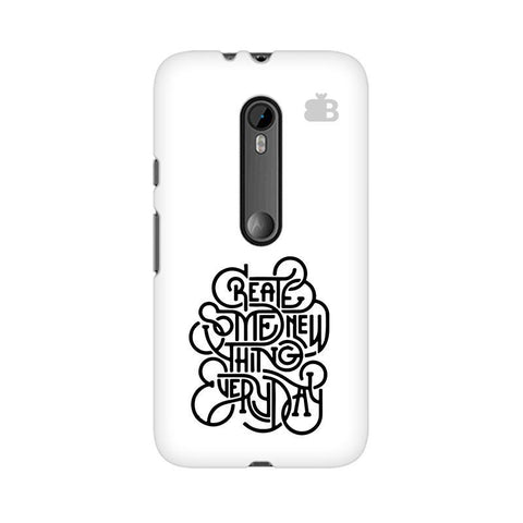 New Everyday Moto X Style Phone Cover