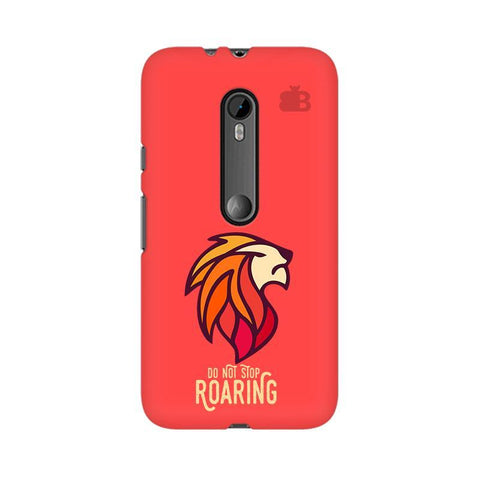 Roaring Lion Moto X Style Phone Cover