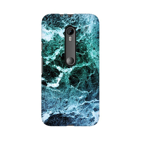 Sea Marble Moto X Style Phone Cover